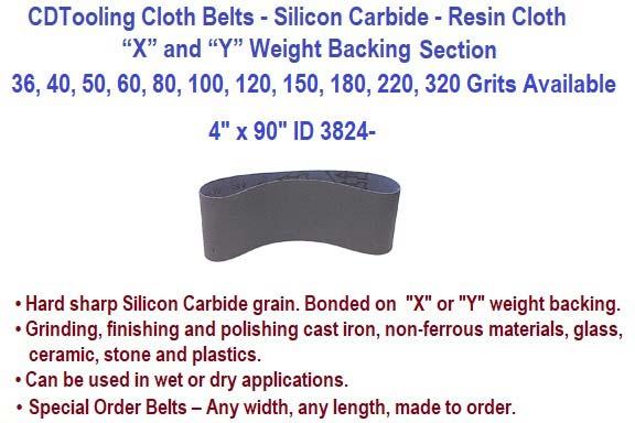 1 Width 60 Diameter Pack of 20 1 Grit Aluminum Oxide Resin Bond Spiral Abrasive Band